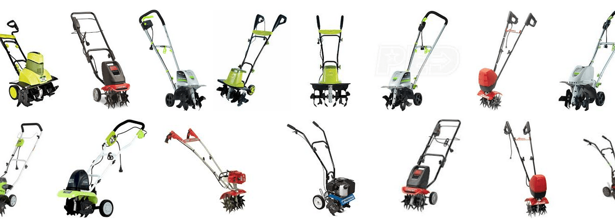 Best Electric Tillers and Cultivators Reviews 2018