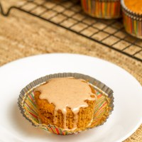 Pumpkin Beer Cakes