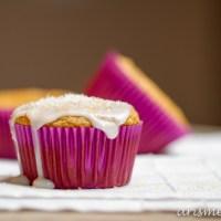 Lemon Coconut Cupcakes {vegan}