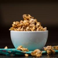Honey Sesame Granola