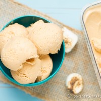 Toasted Marshmallow Sweet Potato Ice Cream