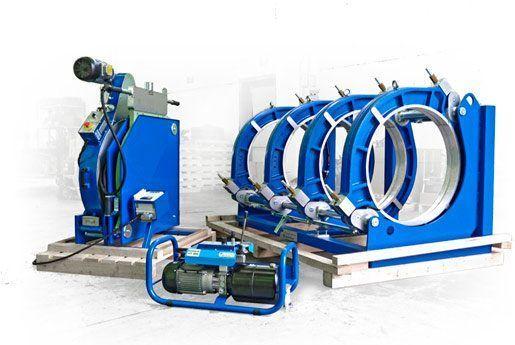 thumbail 22 - Máquinas hidráulicas para soldadura de tubería