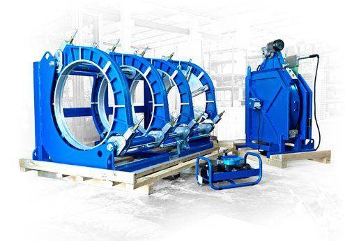 thumbail 23 - Máquinas hidráulicas para soldadura de tubería