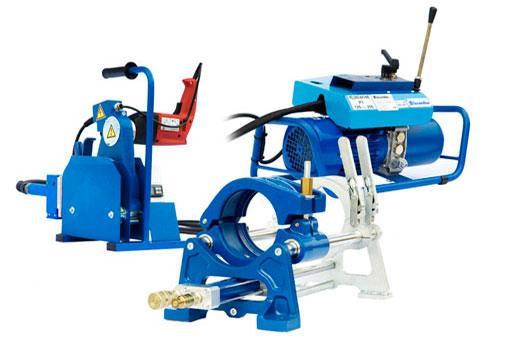 thumbail 6 - Máquinas hidráulicas para soldadura de tubería