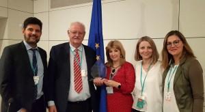 Το Ευρωπαϊκό Πρόγραμμα Intereg MED Aristoil στην κορυφή της Ευρώπης!