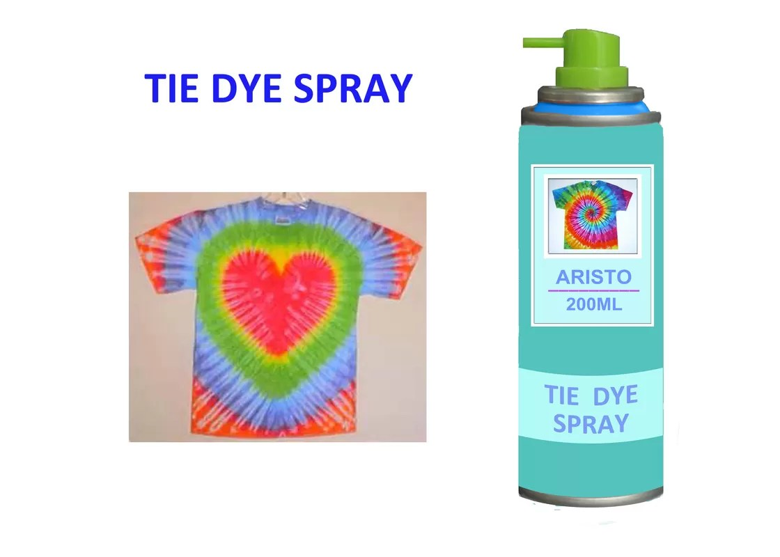 Clothes Paint Spray Fabric