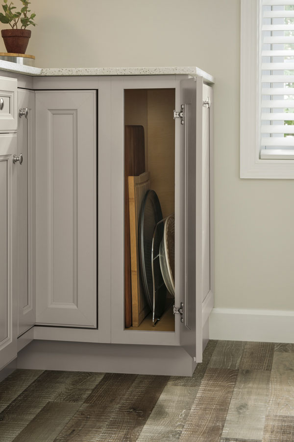 Base Tray Divider Cabinet Aristokraft Cabinetry