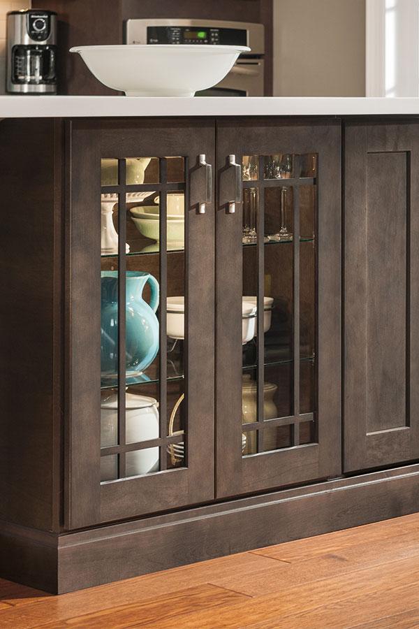 Base Mullion Cabinet Doors Aristokraft Cabinetry