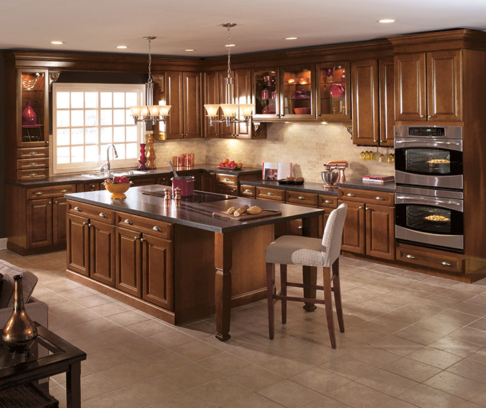 Kitchen Cabinet Grant Cherry China Wooden