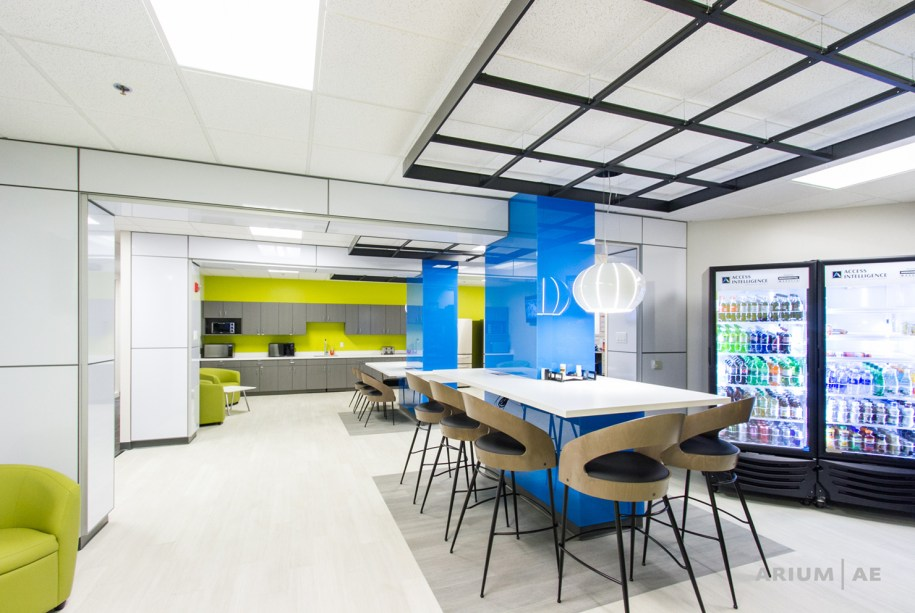 3 Long-term Trends in Commercial Office Interiors - Arium ...