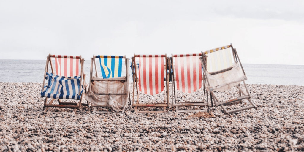 Beach chairs - Summer Choices