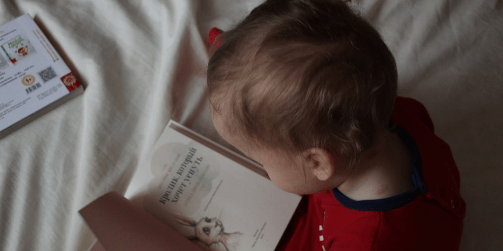 Parenting Strategies to Kid Habits: Choosing Books for Toddlers