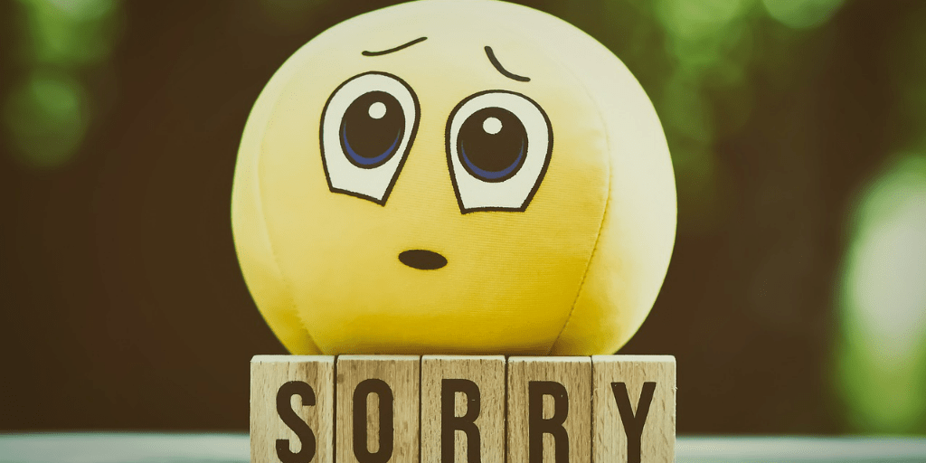 Books for Talking about Forgiveness and Apologies