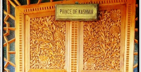 Wood Craft from Kashmir