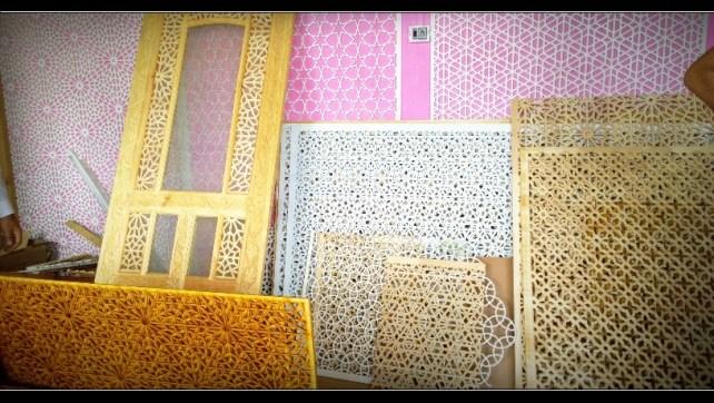 Kashmiri Wood Craft (5)