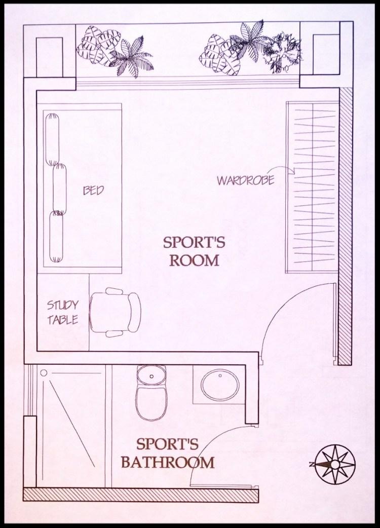 Sport's Room