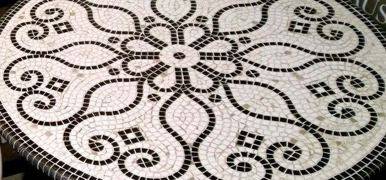 Mosaic and Other Wonders for Your Floor
