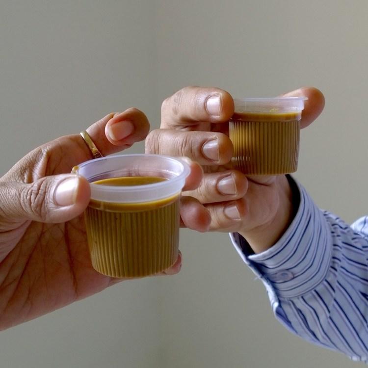 Cutting chai