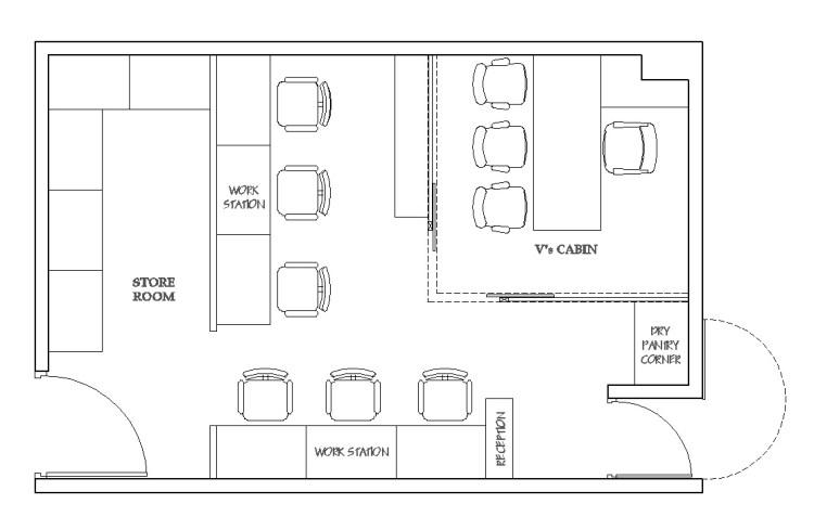 Office plan - Citadel