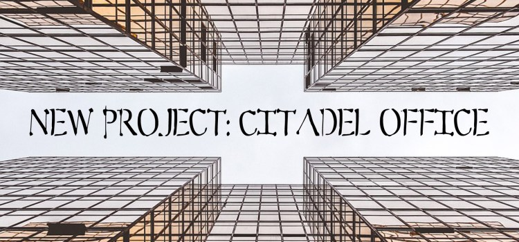 Office Interiors for Citadel: New Project