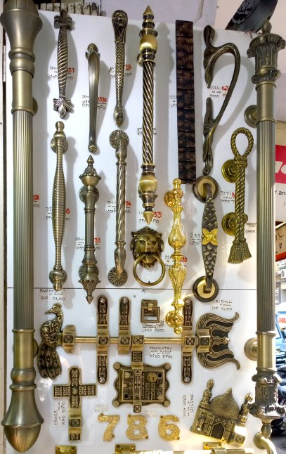 Handles and Hardware at Esmailjee Moosabhai