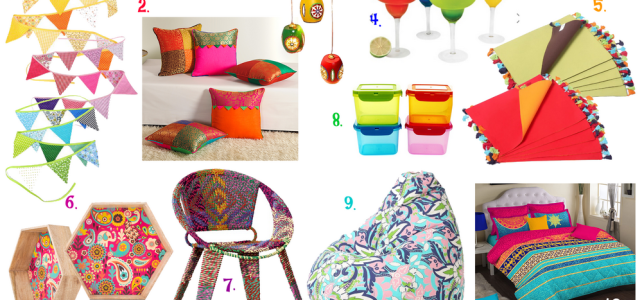 Colourful Home Decor: Colour Magic for Your Room