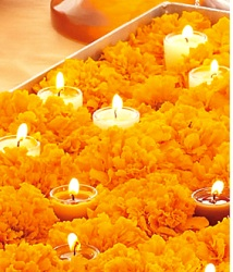 Super Simple Marigold Flower Decoration Ideas For Your Home One