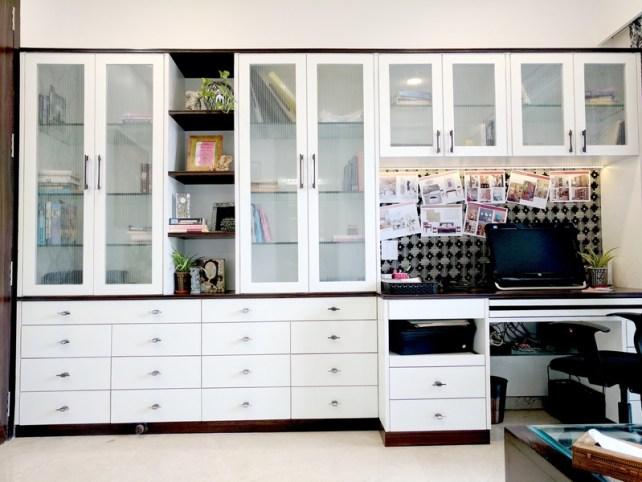 Home Office Design - Study unit