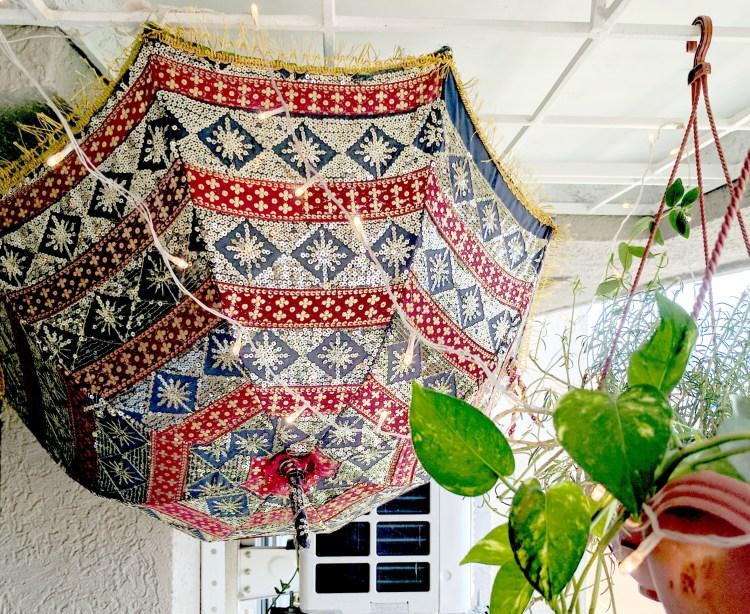 Umbrella decoration ideas