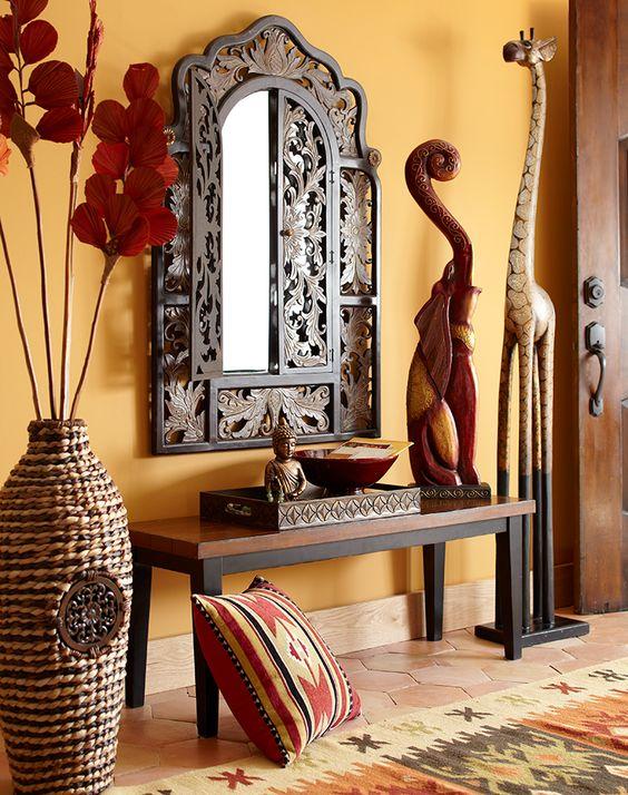 Rental Living Room Makeover