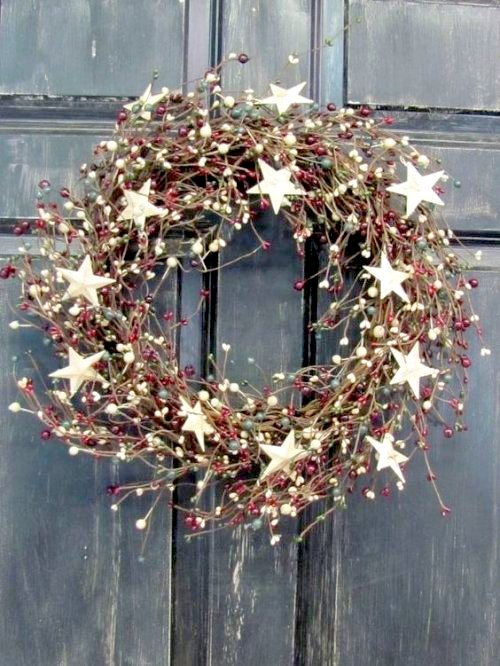 20 Cute and Easy Christmas Decor Ideas - Wreaths