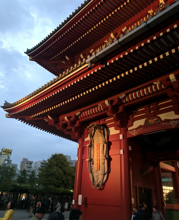 My Top 10 Amazing Experiences in Japan - Asakusa