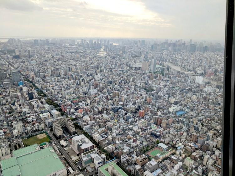 My Top 10 Amazing Experiences in Japan - Sky Tree