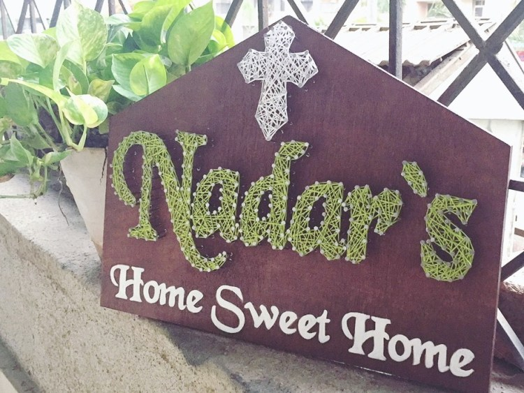 Beautiful Christmas Gift Ideas For The Home - String Art