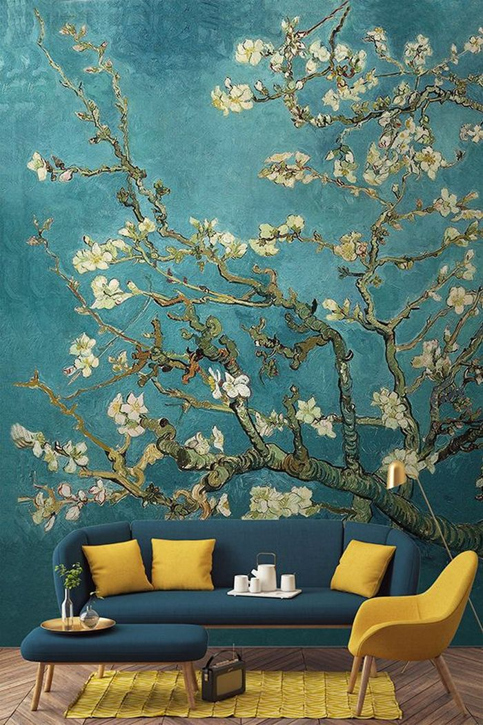 Yellow Decor Inspired By Asian Paints COTY 2018