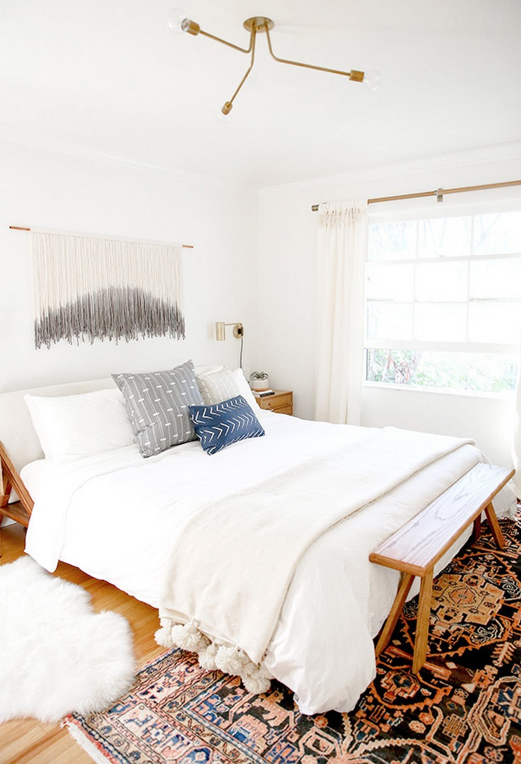 11 Ways To Make Your Foot Of Bed Beautiful