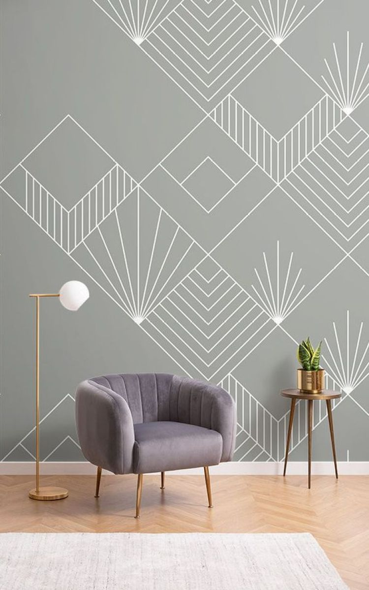 Easy Diy Wall Mural Ideas One Brick At A Time
