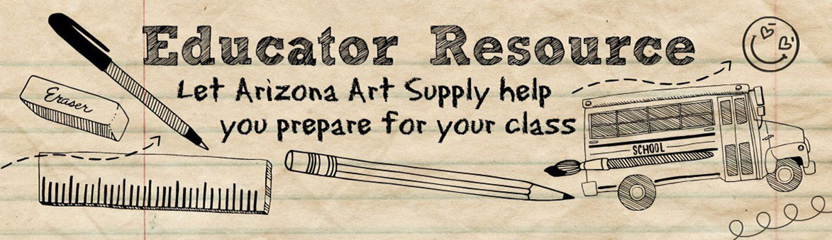 Arizona Art Supply - Educator Resource