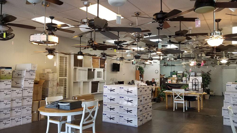 arizona fans blinds