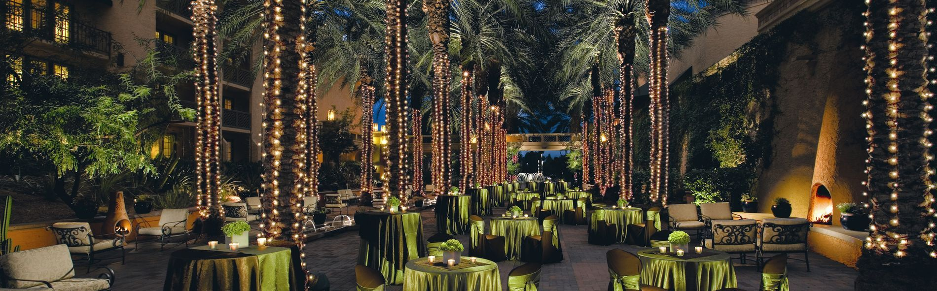 Arizona Grand Resort Amp Spa Premier Outdoor Event Venues In Phoenix