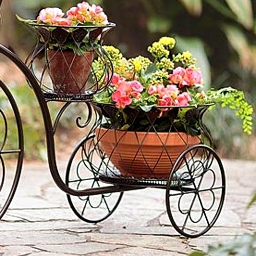 Terracotta Bowl Planter