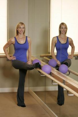 Karve Studio Barre Stretch
