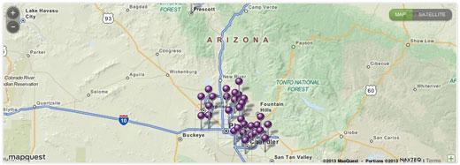 Massage Envy Phoenix Locations