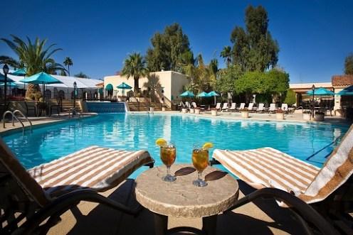 Scottsdale Plaza Resort Relaxation
