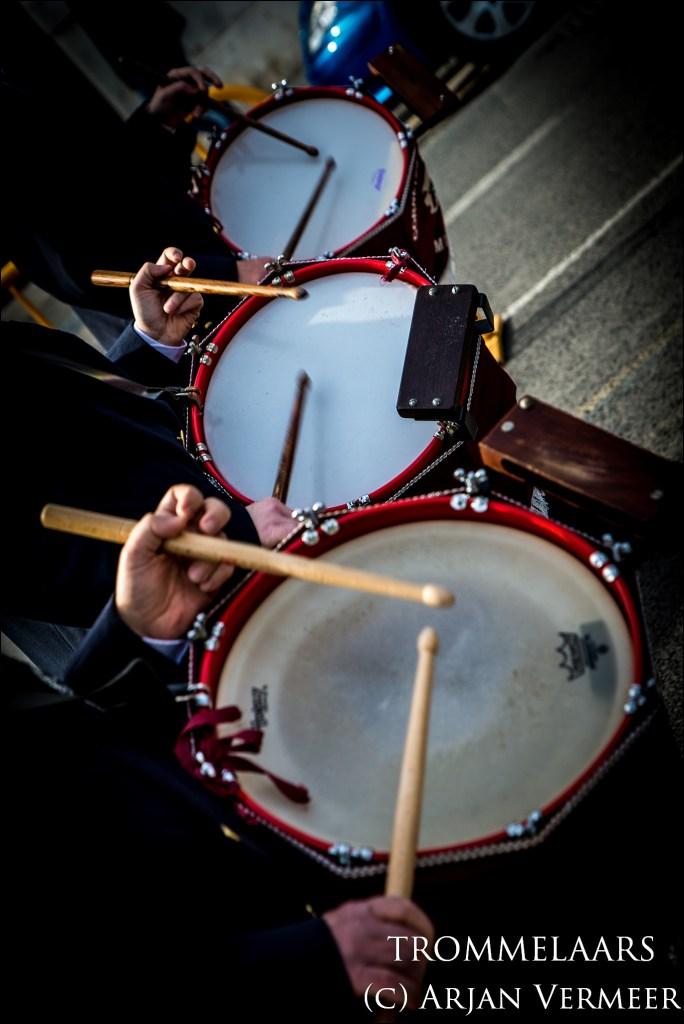 Trommelaars in Valencia