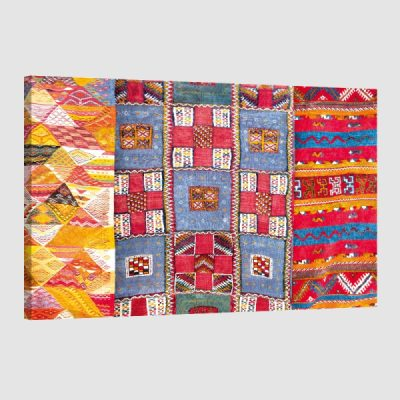 Tableau oriental berbere