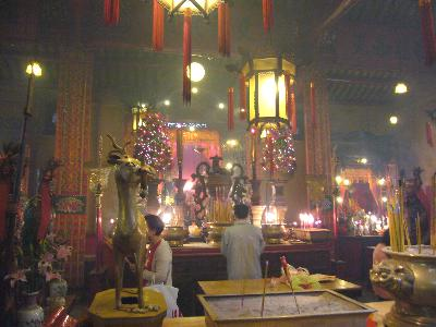 Hong Kong Temple
