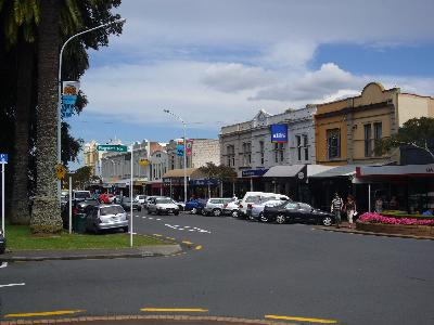 Devonport Shops
