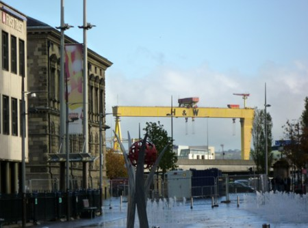 Belfast Harland and Wolff