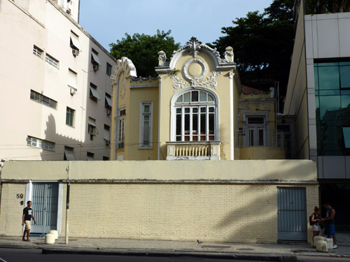 Rio de Janeiro - what it probably used to look like...